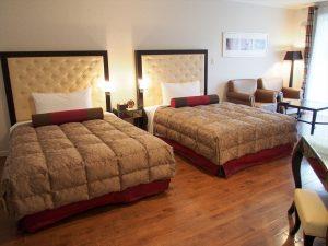 Canyon Villas 2番館 B号室寝室