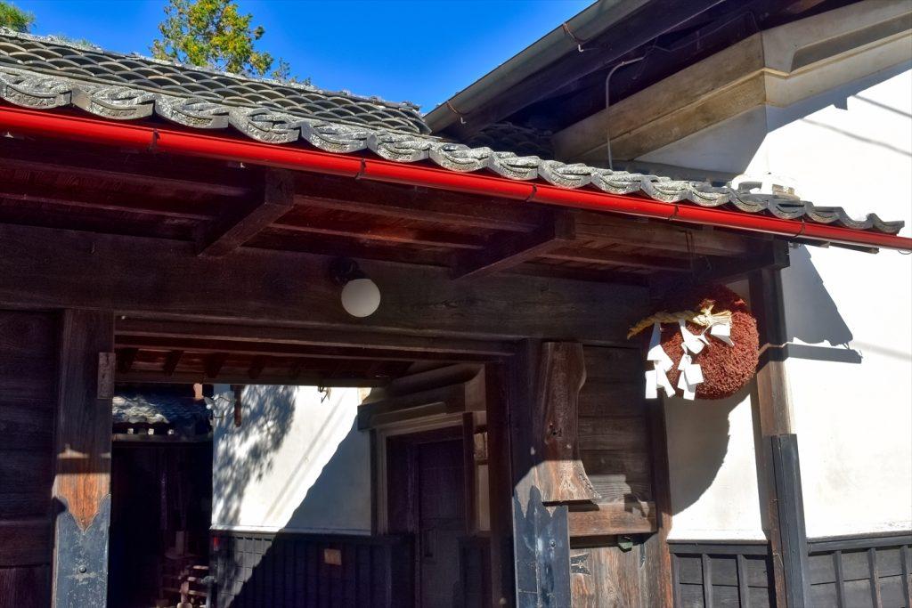茂田井宿・武重本家酒造